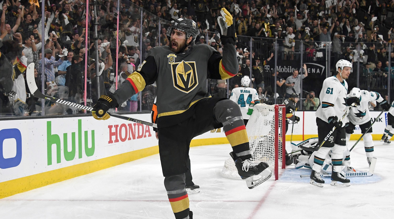 San Jose Sharks v Vegas Golden Knights - Game Five