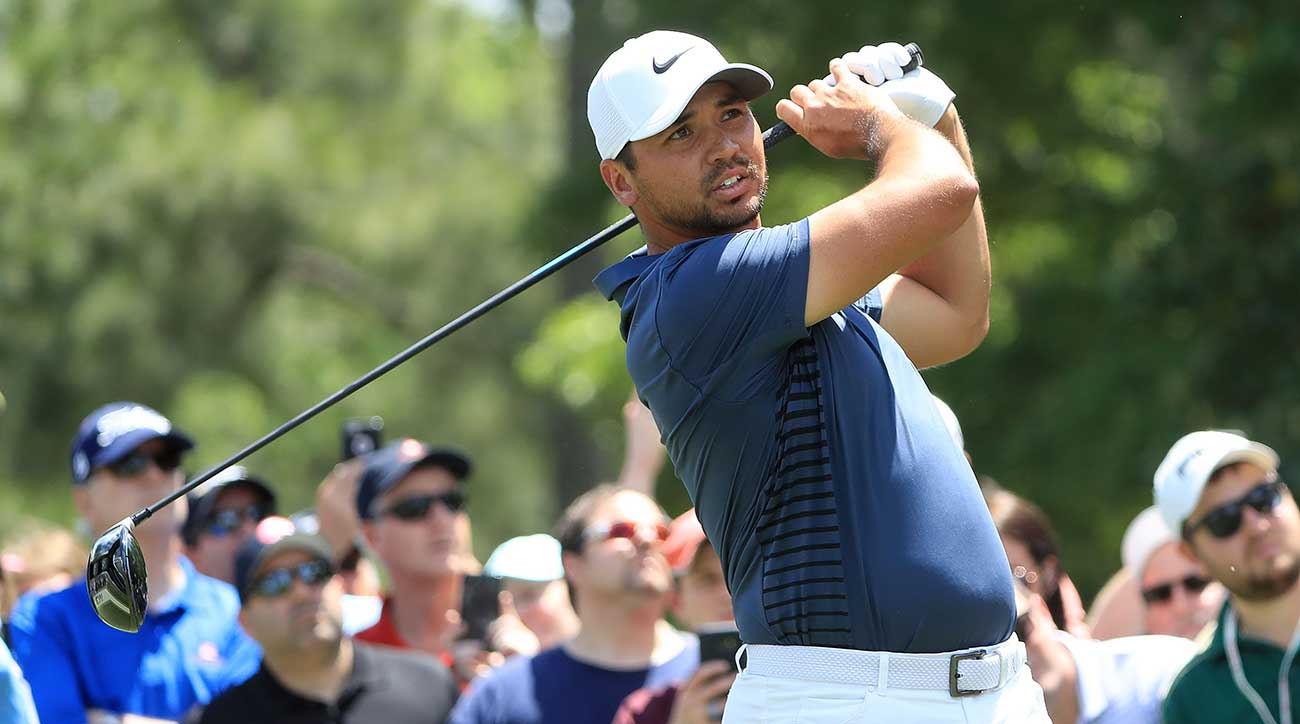 Jason Day birdied two of the last three holes to win at Quail Hollow.