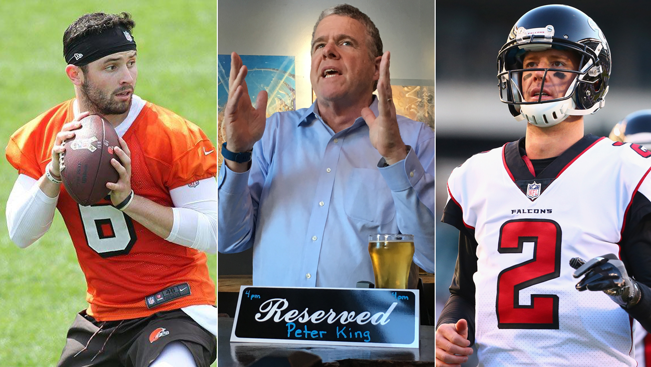 35d70294c Peter King on decision to leave MMQB  NFL draft fallout