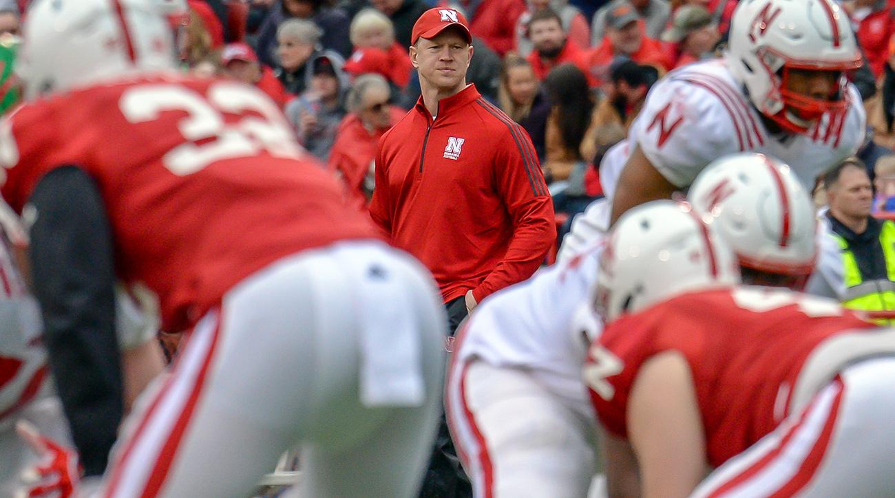 Nebraska spring practice: Huskers receivers may help Scott Frost