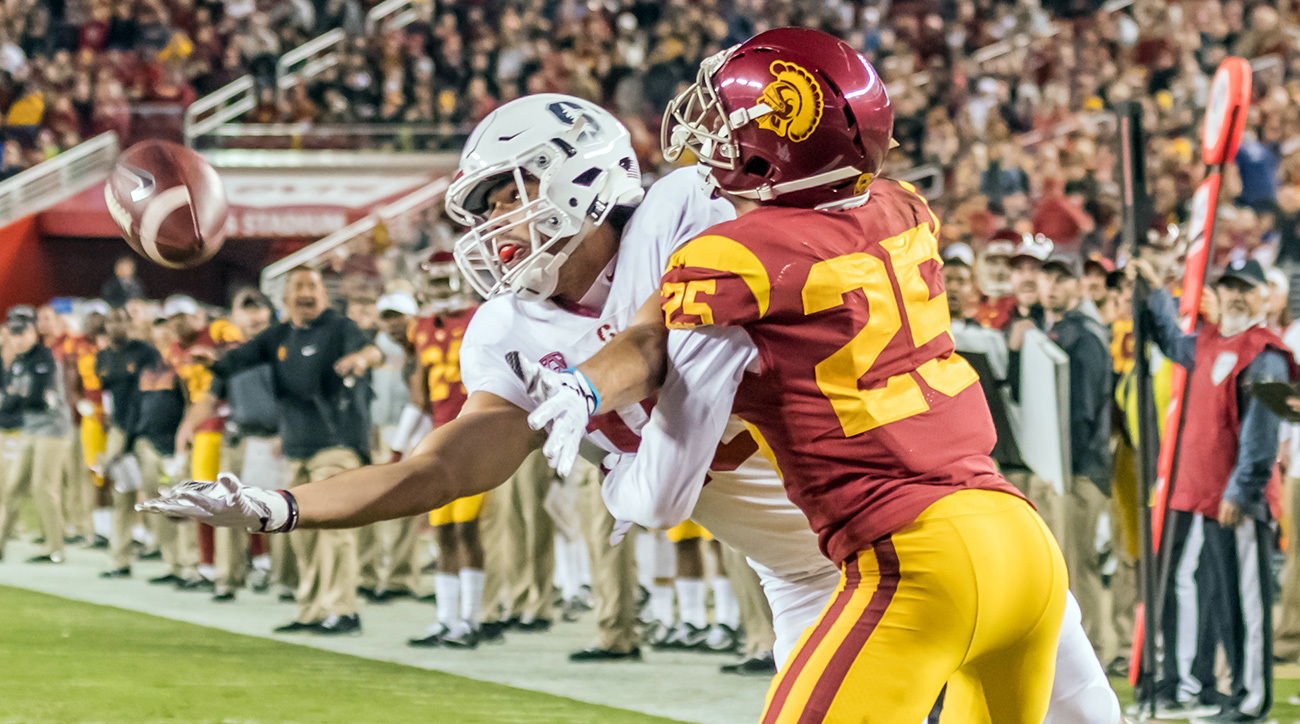 College Football Playoff: Pac-12, Larry Scott tweaking schedule to keep USC, Stanford competitive