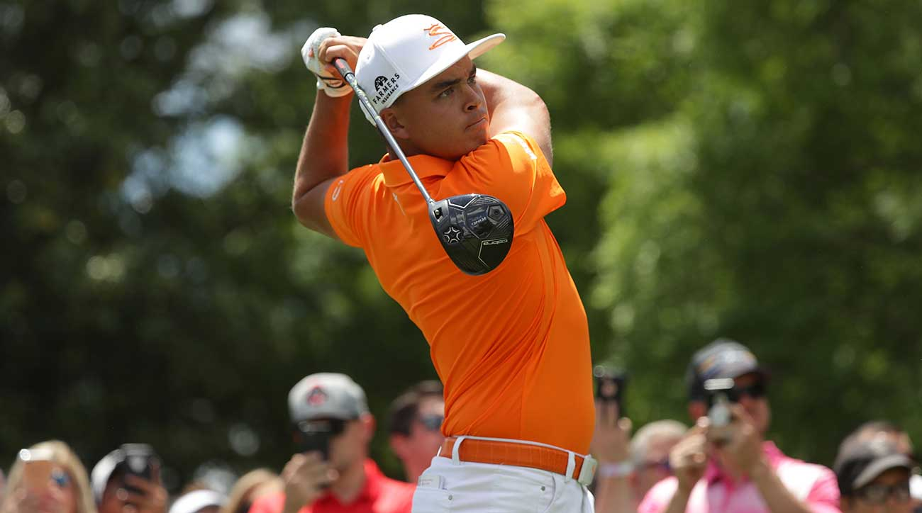 Rickie Fowler Players preview