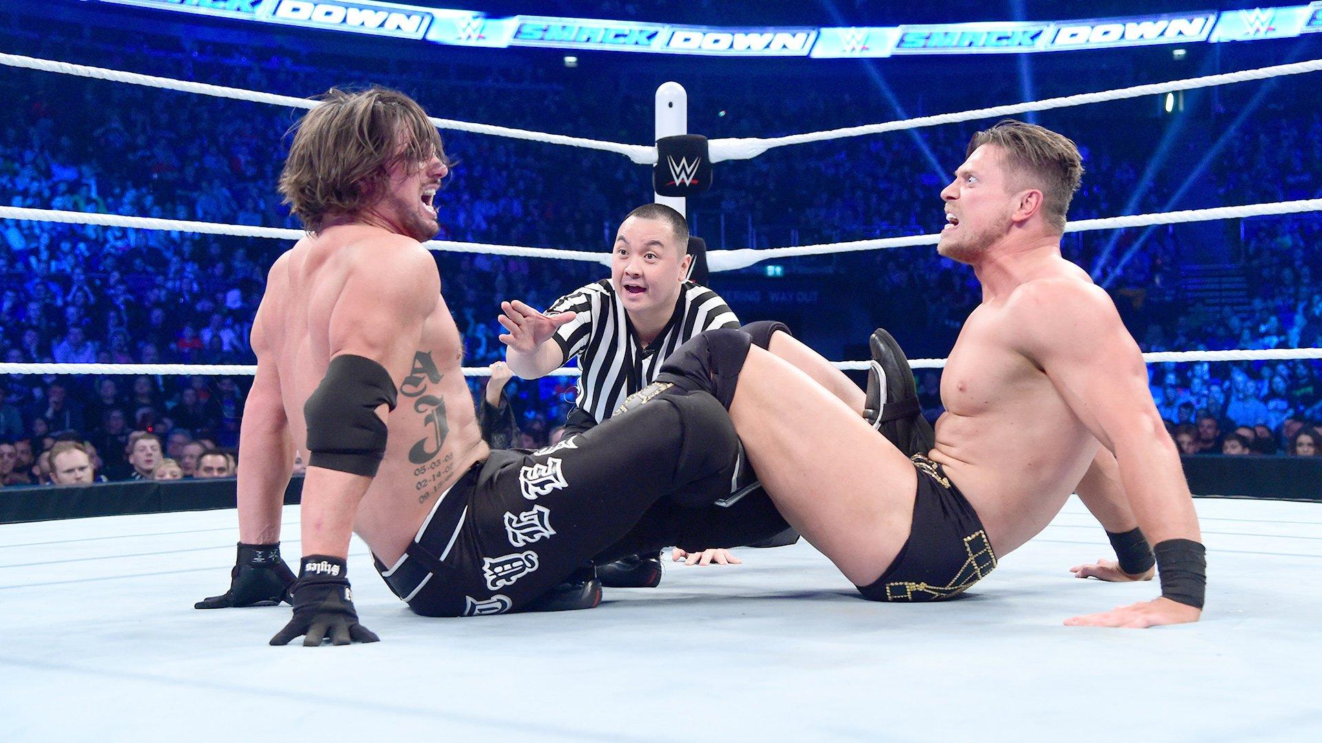 Wrestling news: The Miz wants AJ Styles' WWE Championship