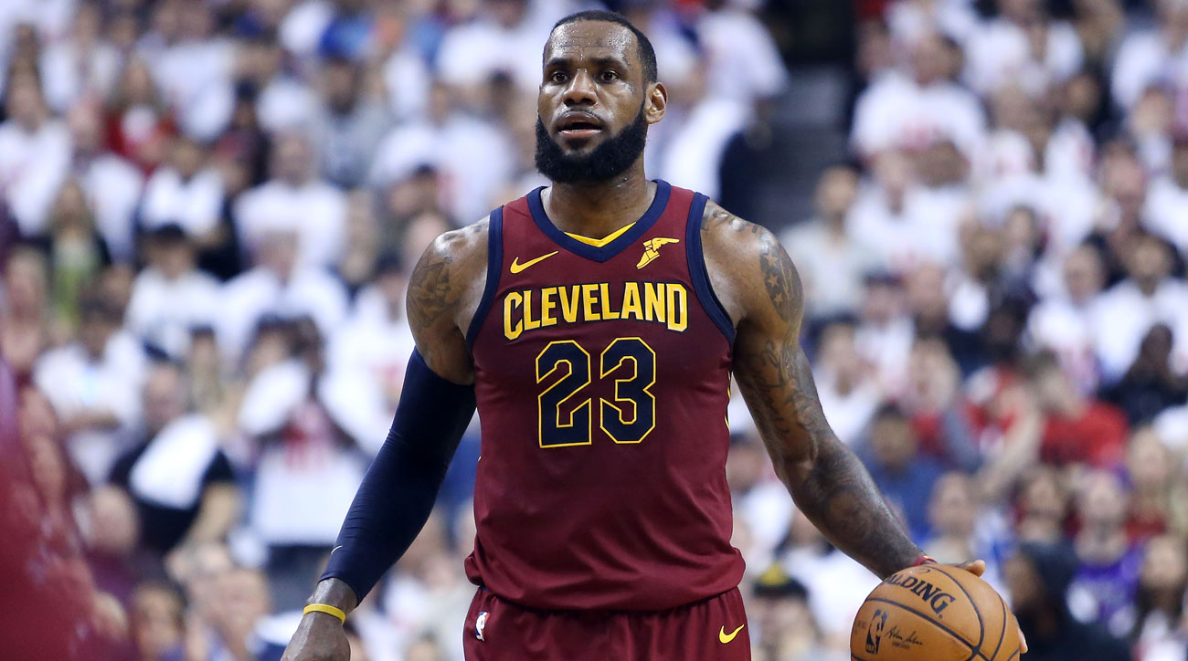 NBA Playoffs: Can LeBron Put Together Another Magical Series? | SI.com