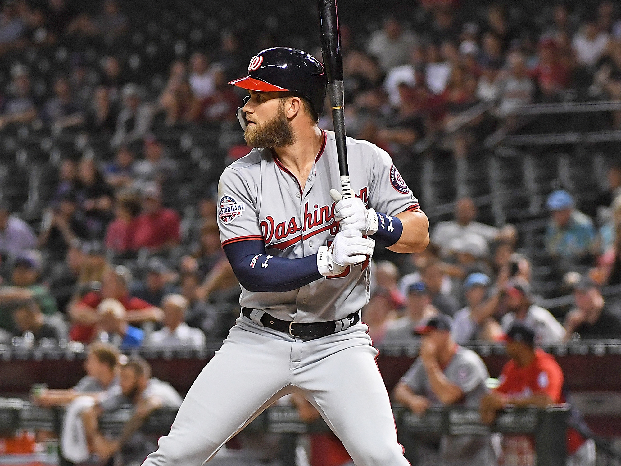 EMPTYING THE NOTEBOOK: EXAMINING MLB'S CURRENT TRENDS, BRYCE HARPER'S EYE  AND MORE