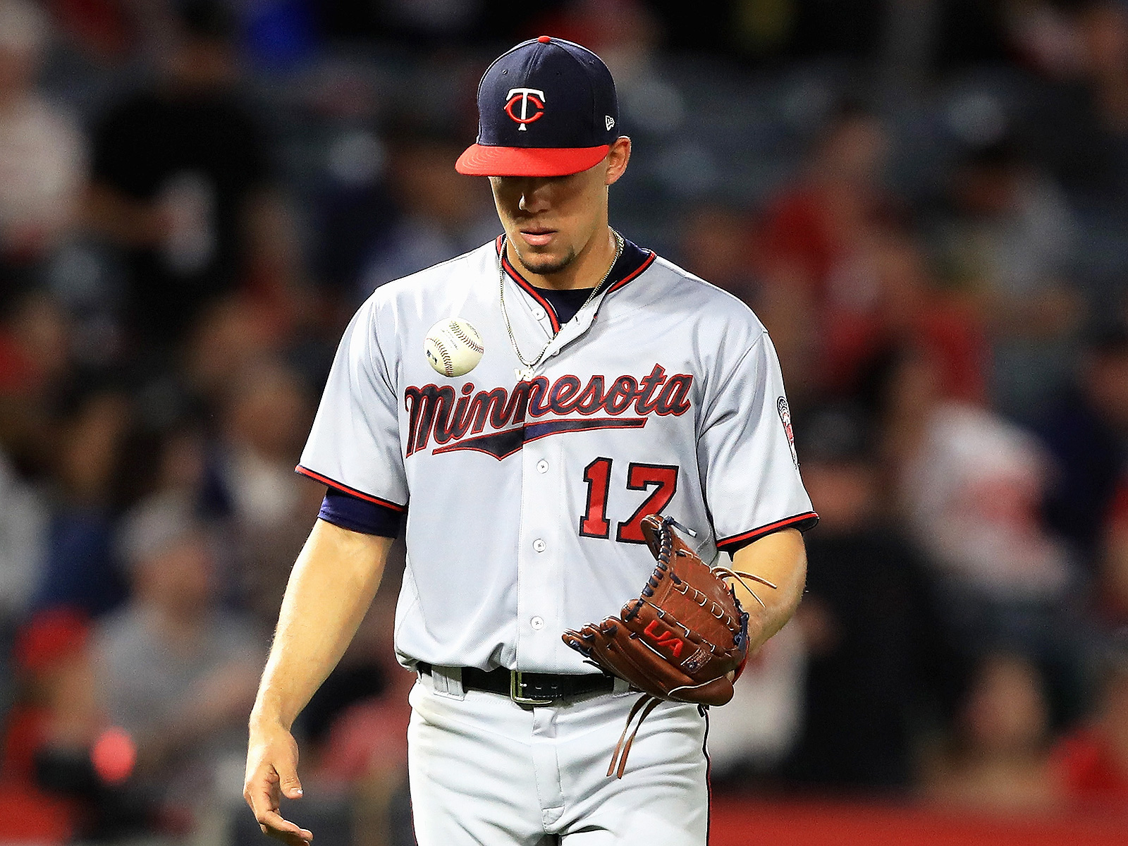 Minnesota Twins Jose Berrios