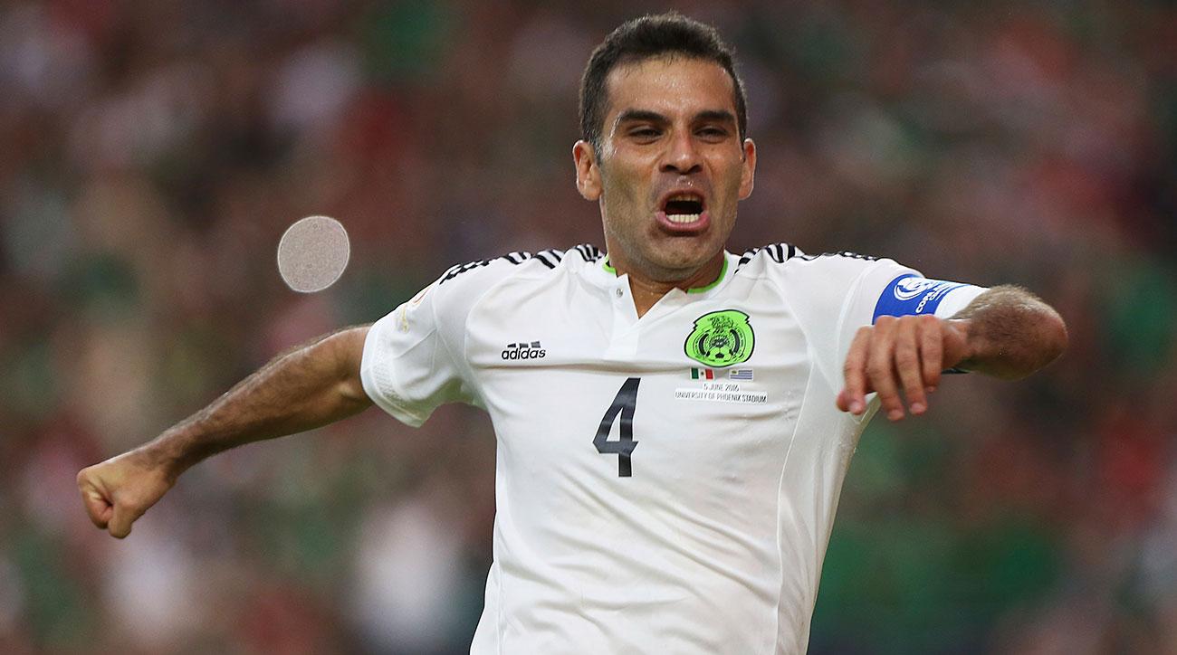 World Cup: Rafa Marquez In, Rodolfo Pizarro Out as Mexico Preliminary Squad is Announced