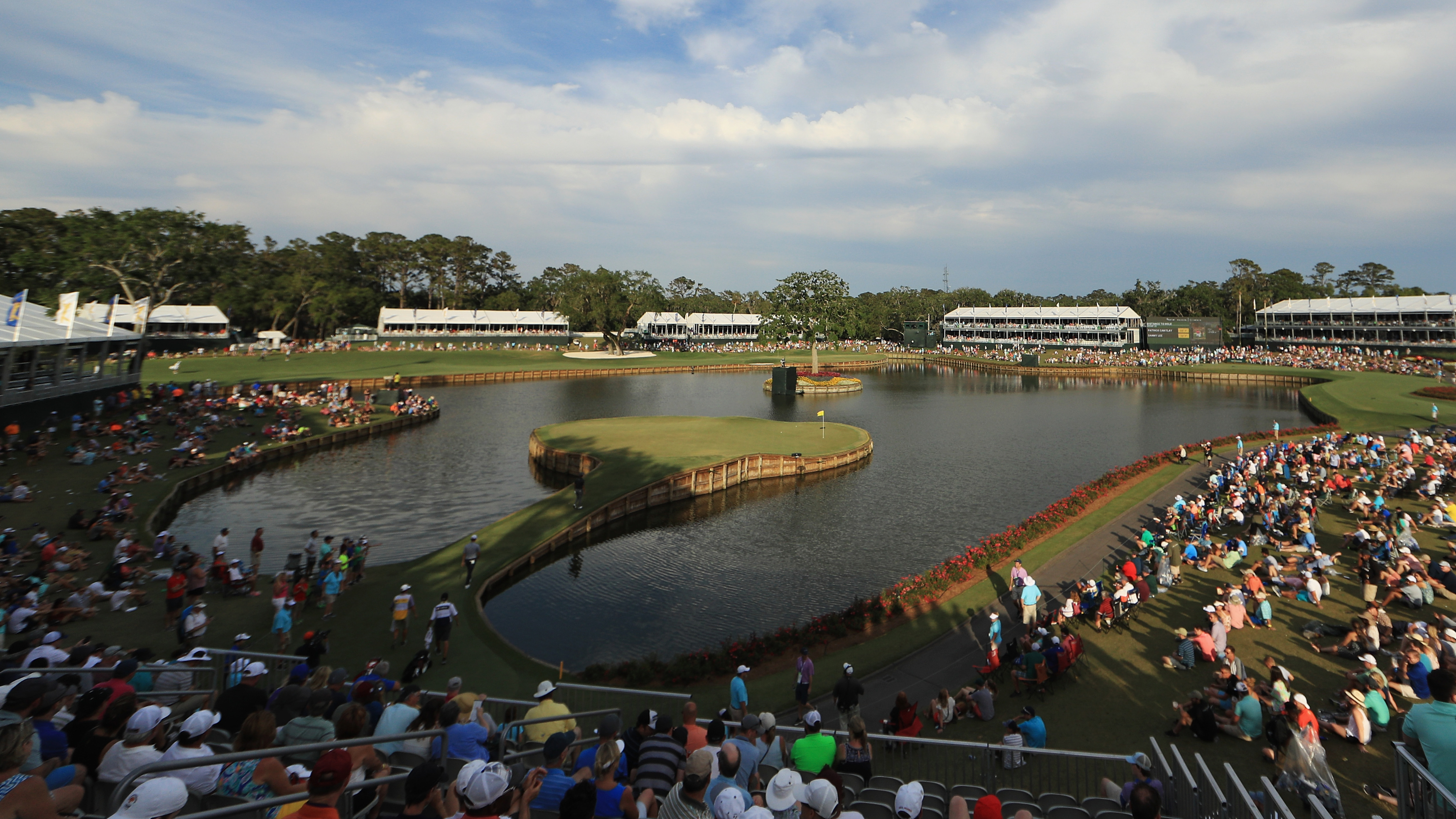 Fore Questions TPC Sawgrass Tiger Woods Rory McIlroy Webb Simpson