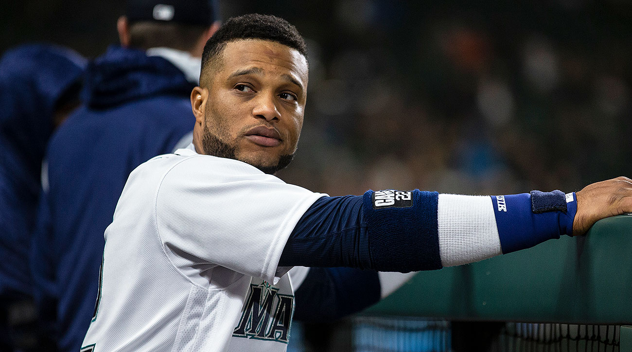 Seattle Mariners Robinson Cano