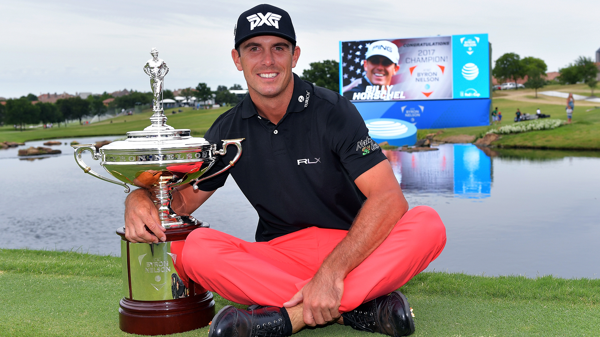 Billy Horschel At&T Byron Nelson preview