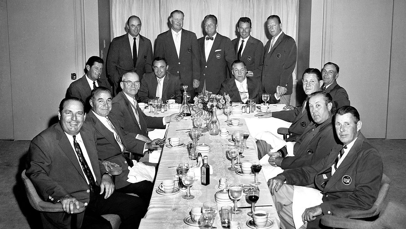 1958 Champions Dinner