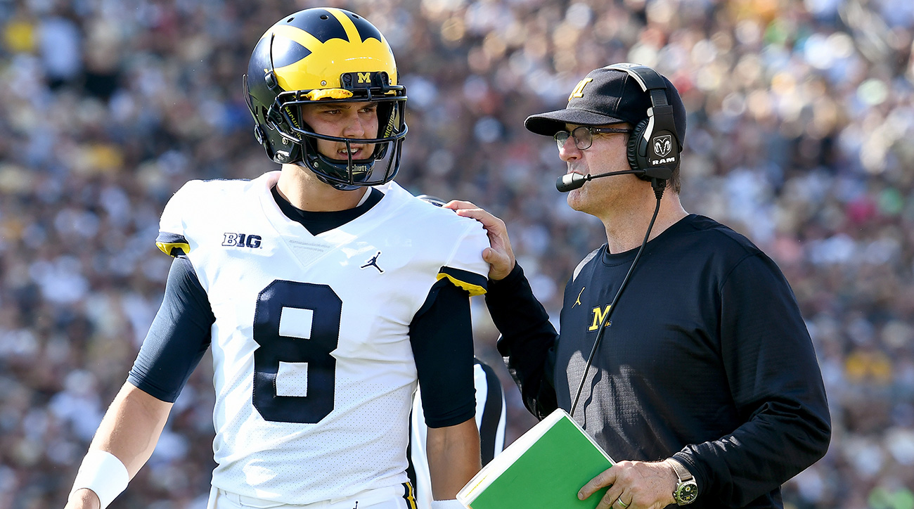 Michigan, Florida, LSU relying too much on transfer QBs?