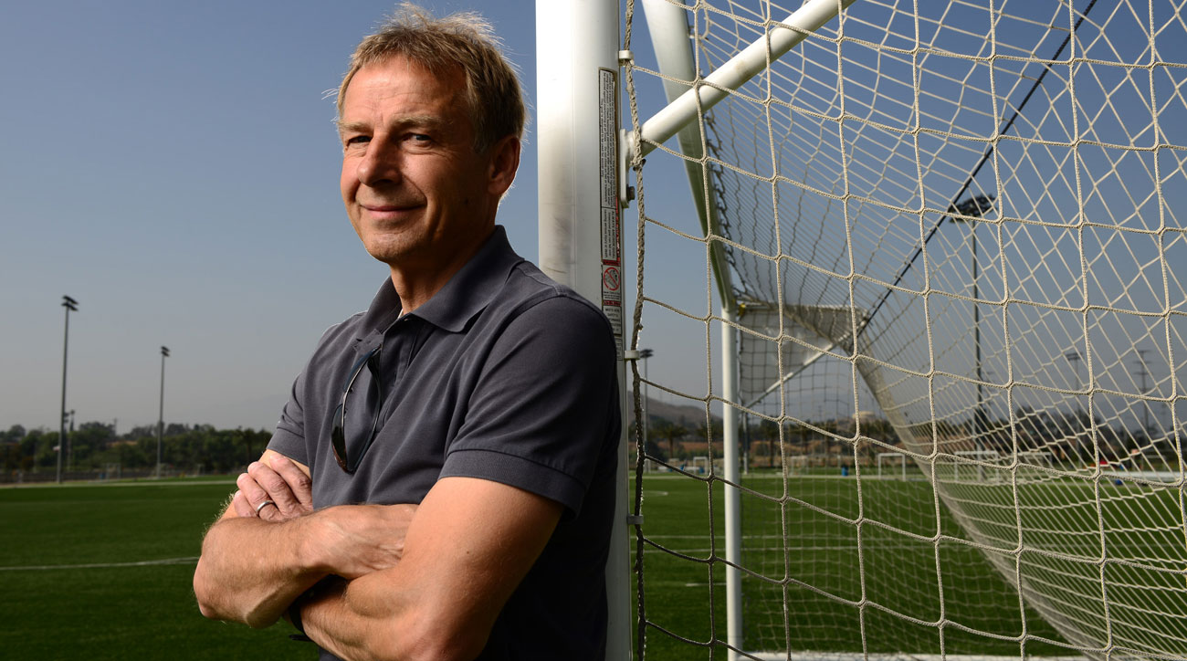 Jurgen Klinsmann oversaw the start of the USA's 2018 World Cup qualifying campaign