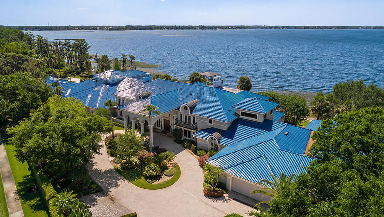 Shaquille O'Neal mansion