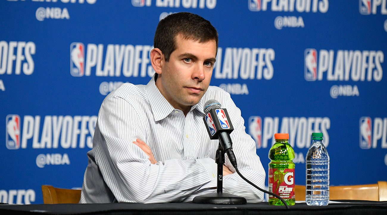 brad stevens press conference big cat pft commenter