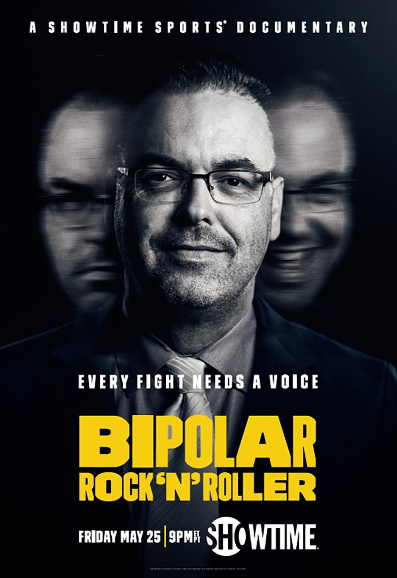 Bipolar Rock N Roller: Mauro Ranallo's battle with bipolar disorder