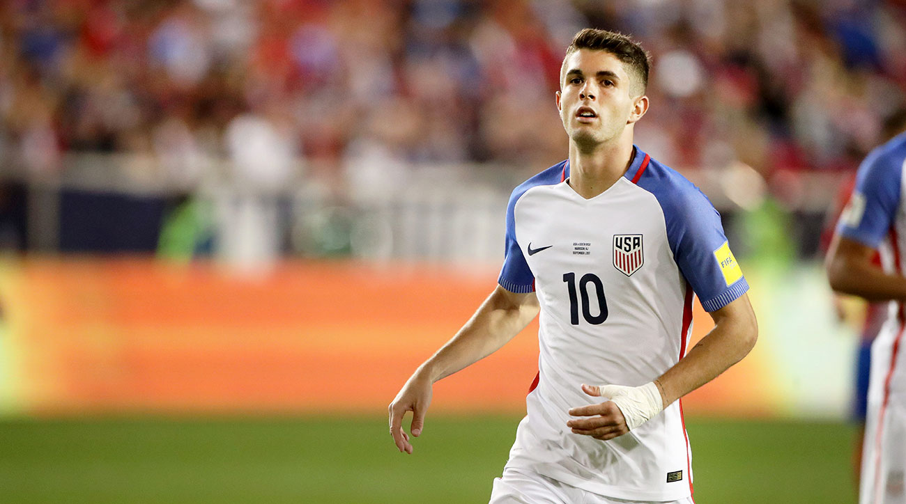 Christian Pulisic Returns as USMNT Roster Focuses on Youth for Upcoming Friendlies