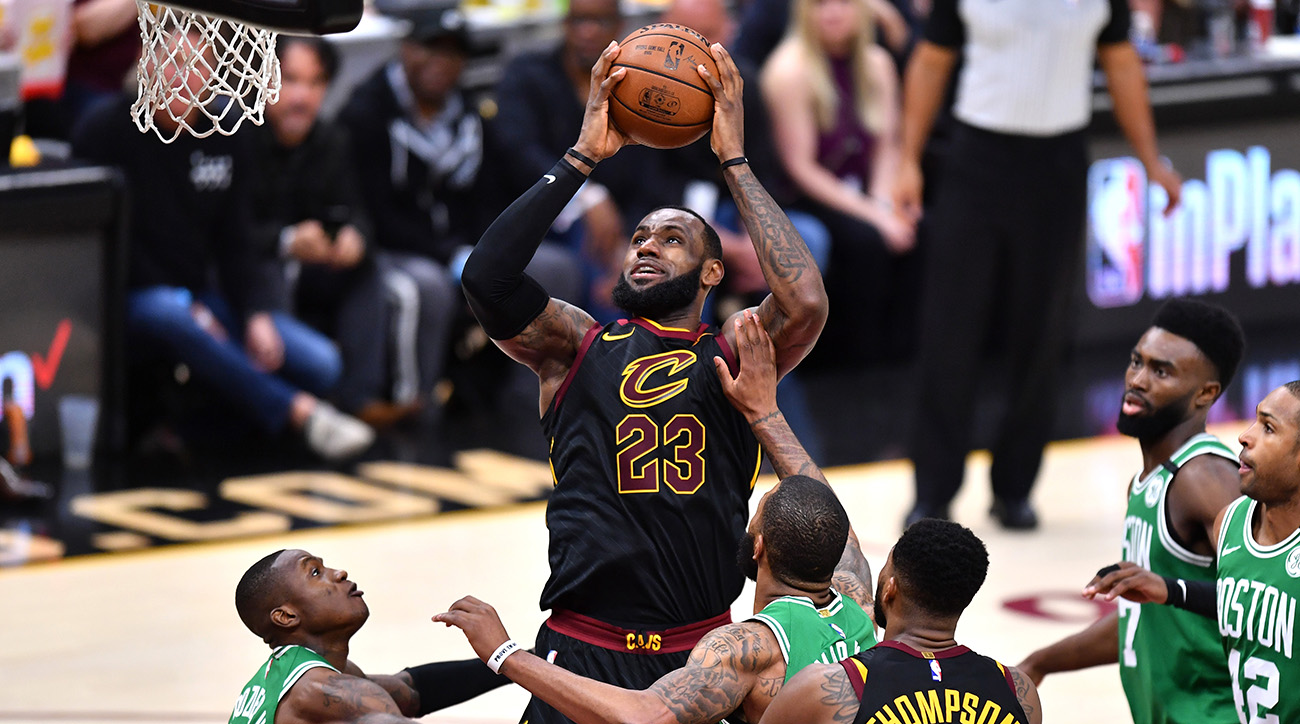 Cavs Best Celtics in Game 4 With Timely Performance in the Paint | Sports Illustrated
