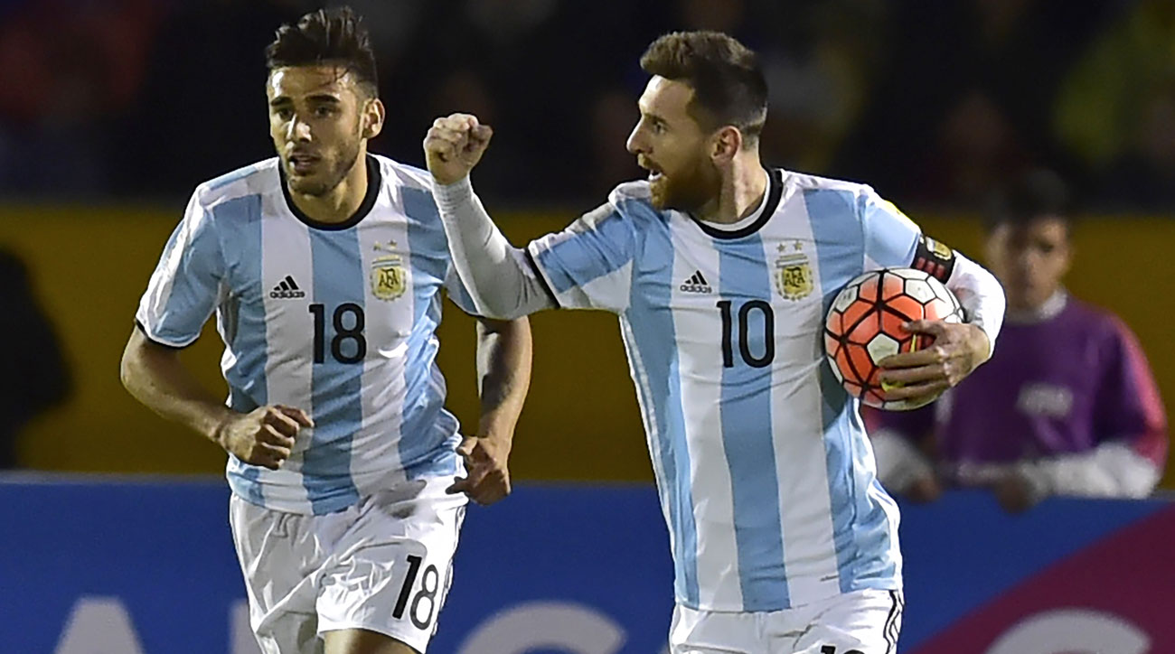 Argentina Finalizes 23-Man World Cup Roster; Mauro Icardi Misses Out | Sports Illustrated