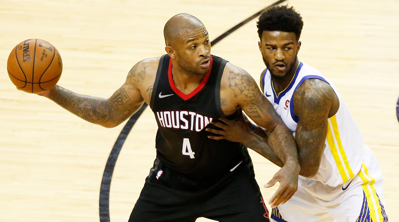 The Rockets May Need to Ride 'Tuckwagon' to Success Against Warriors | Sports Illustrated