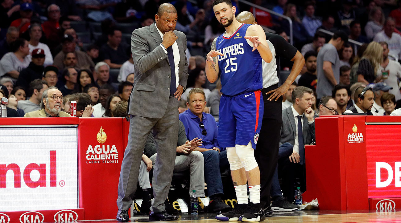 Doc Rivers, Clippers agree to extension