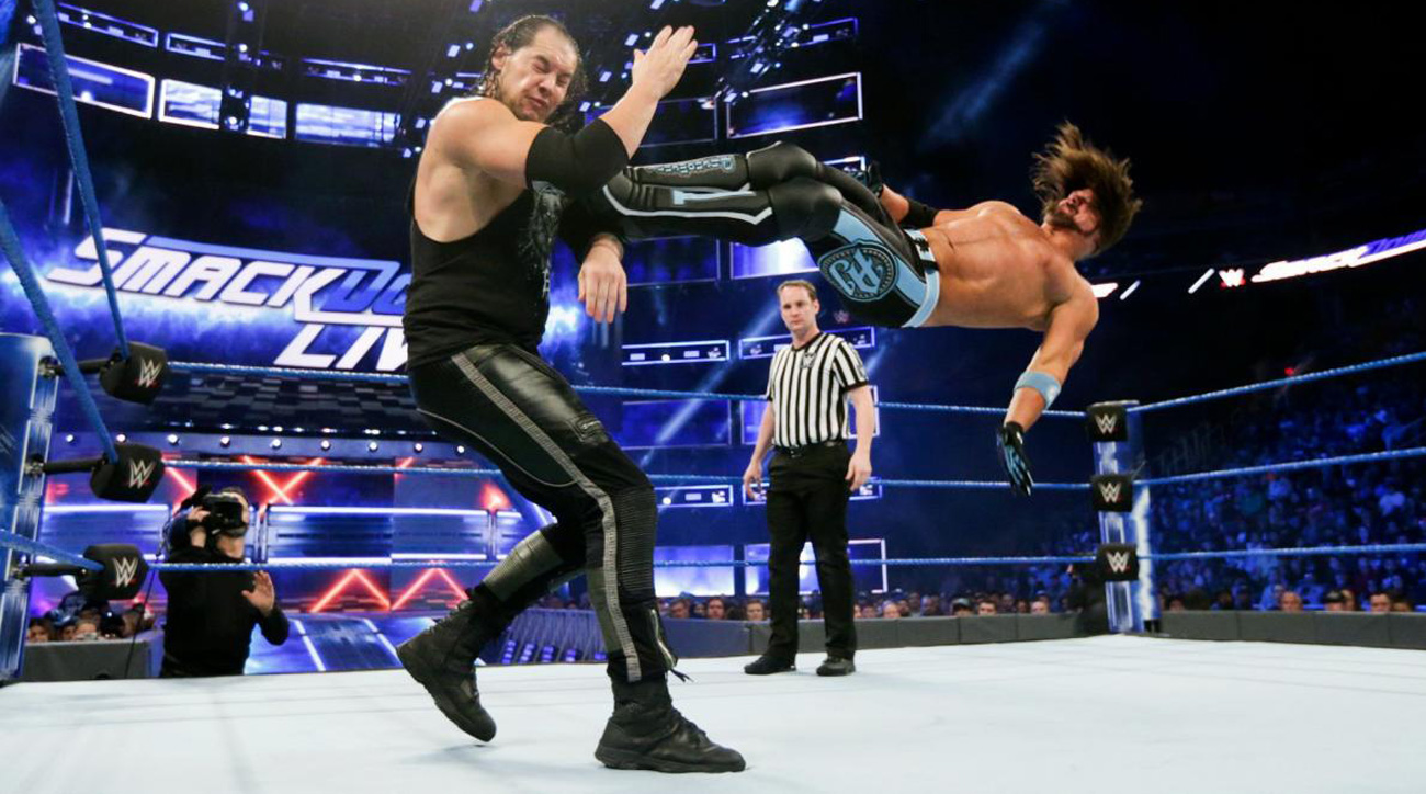 College football TV deals: How WWE Smackdown contract with Fox affects media rights landscape