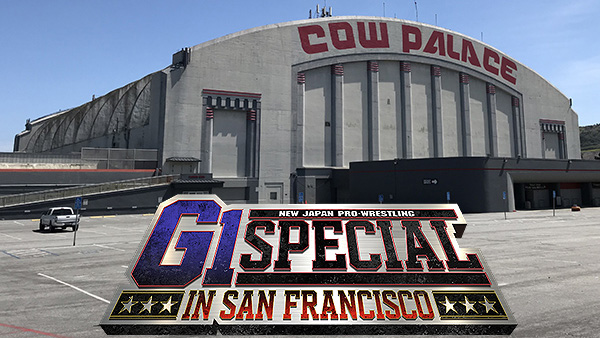 How to watch New Japan's G1 Special in San Francisco