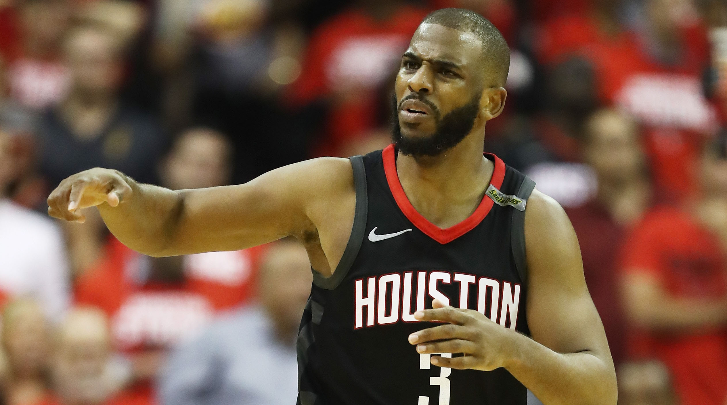 Houston's Blueprint for Life Without Chris Paul: Optimism, Intensity And a Potent Starting Lineup | Sports Illustrated