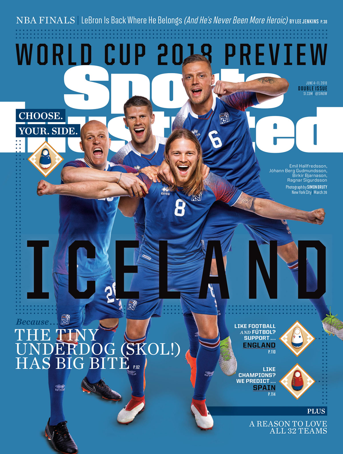 Iceland has qualified for its first World Cup