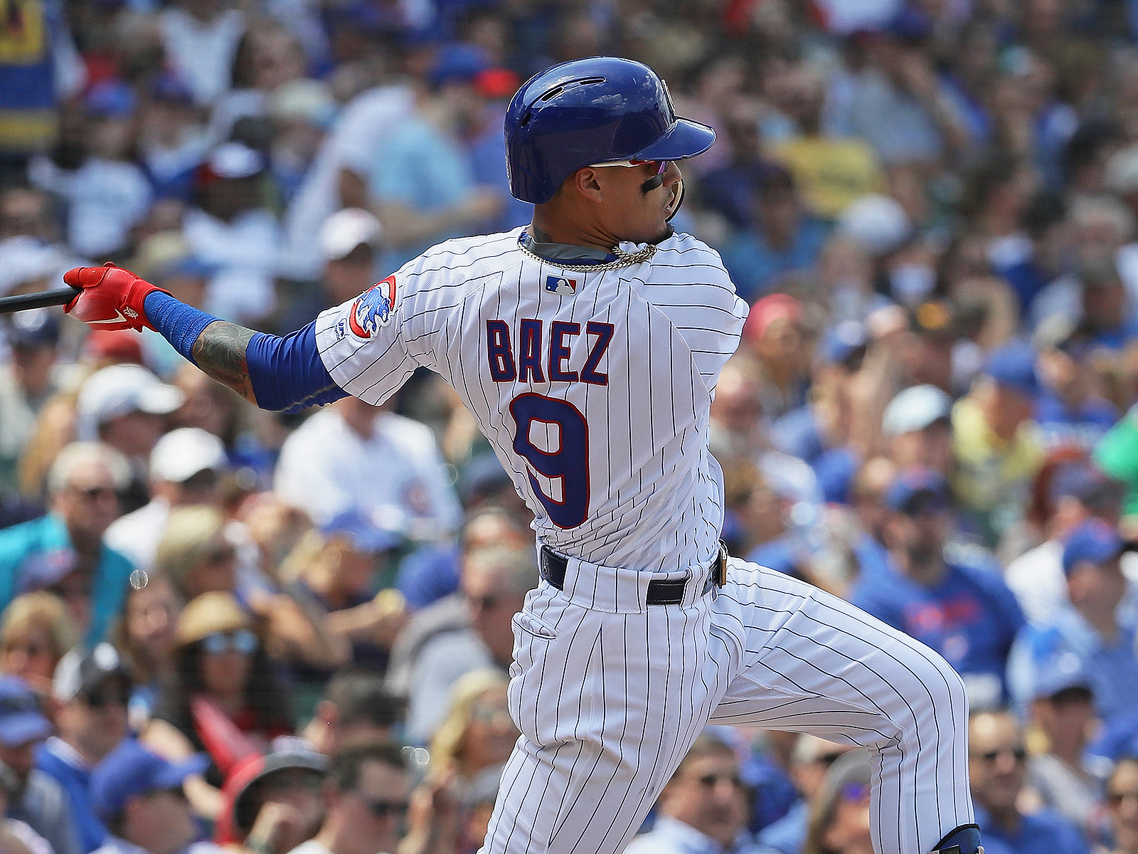 Chicago Cubs Javier Baez