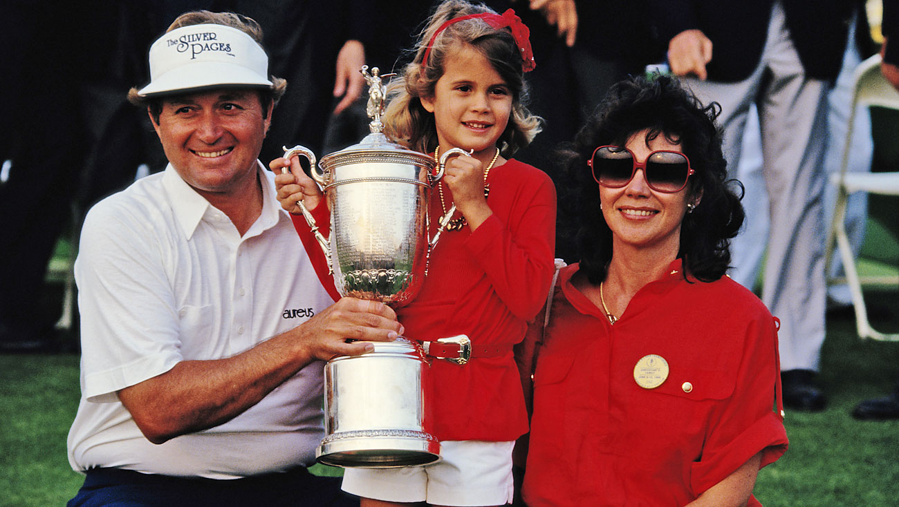 Ray Floyd and Family