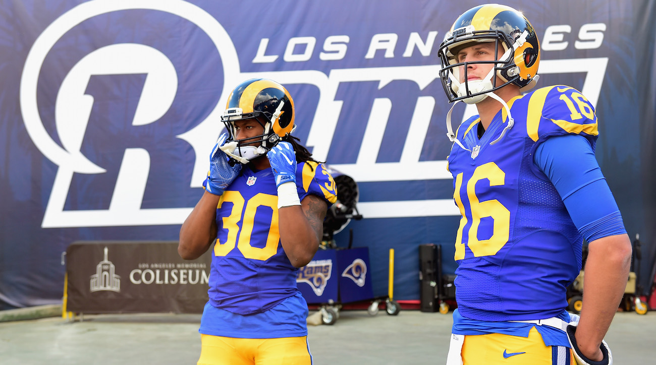 buy popular 155bc ab8bc Why the L.A. Rams Will Win Super Bowl LIII | SI Kids