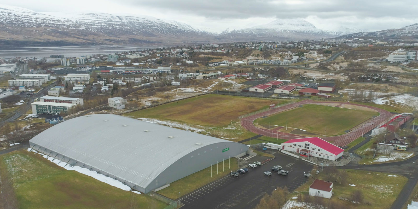 Iceland has built state-of-the-art training facilities as part of its rise as a soccer power