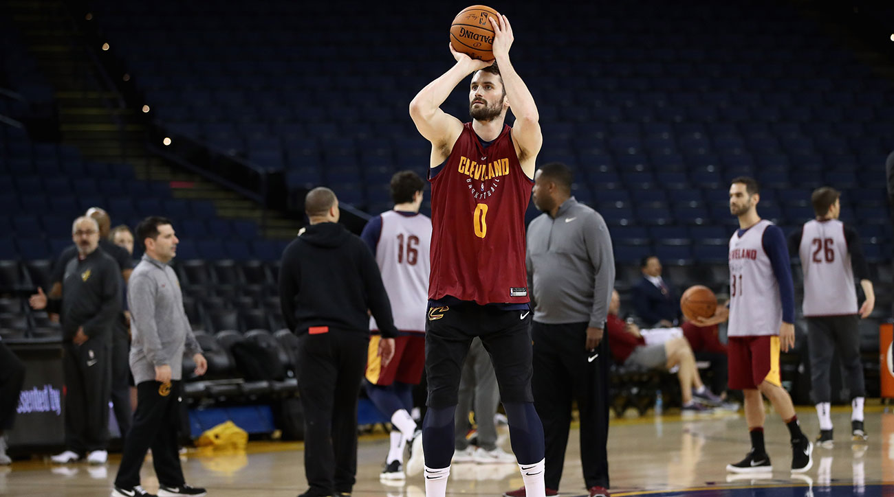 kevin love not suspended nba finals cavs warriors