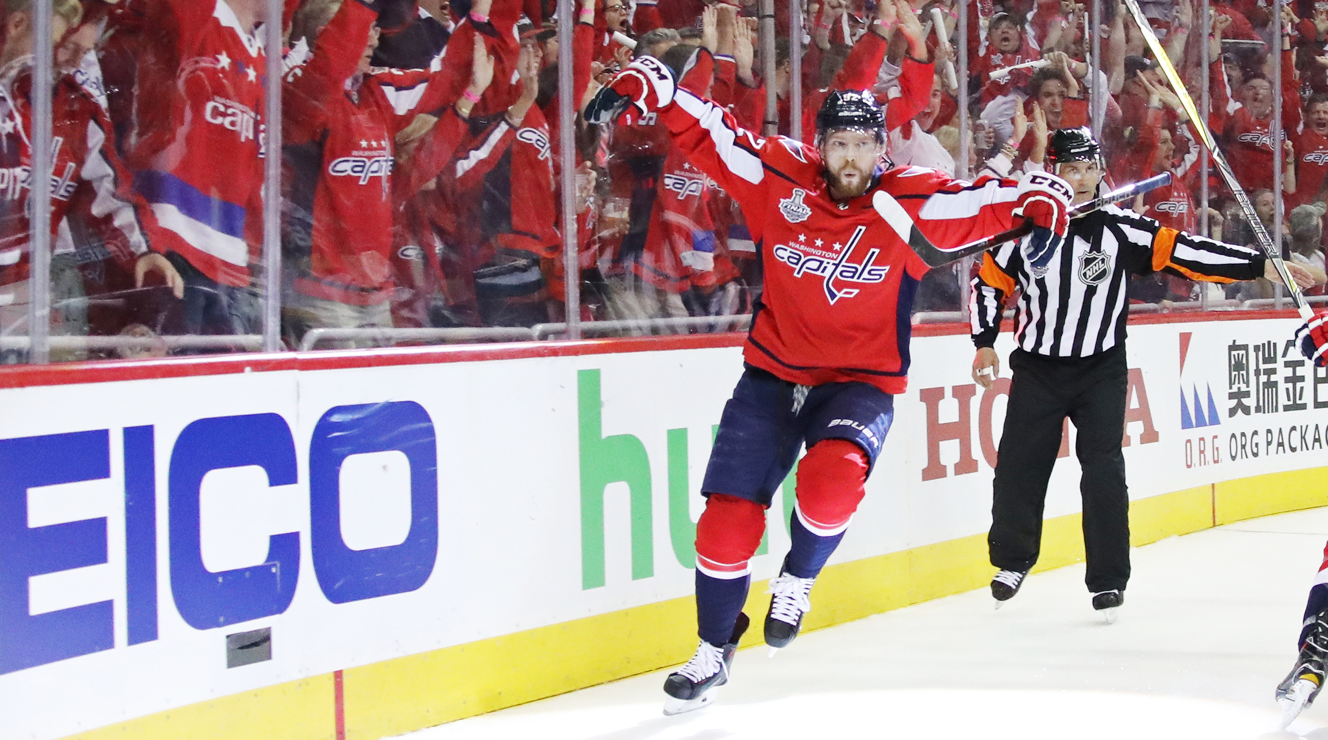63a92165132 Stanley Cup Final  Capitals Dominate in Game 3 Win Against Golden Knights