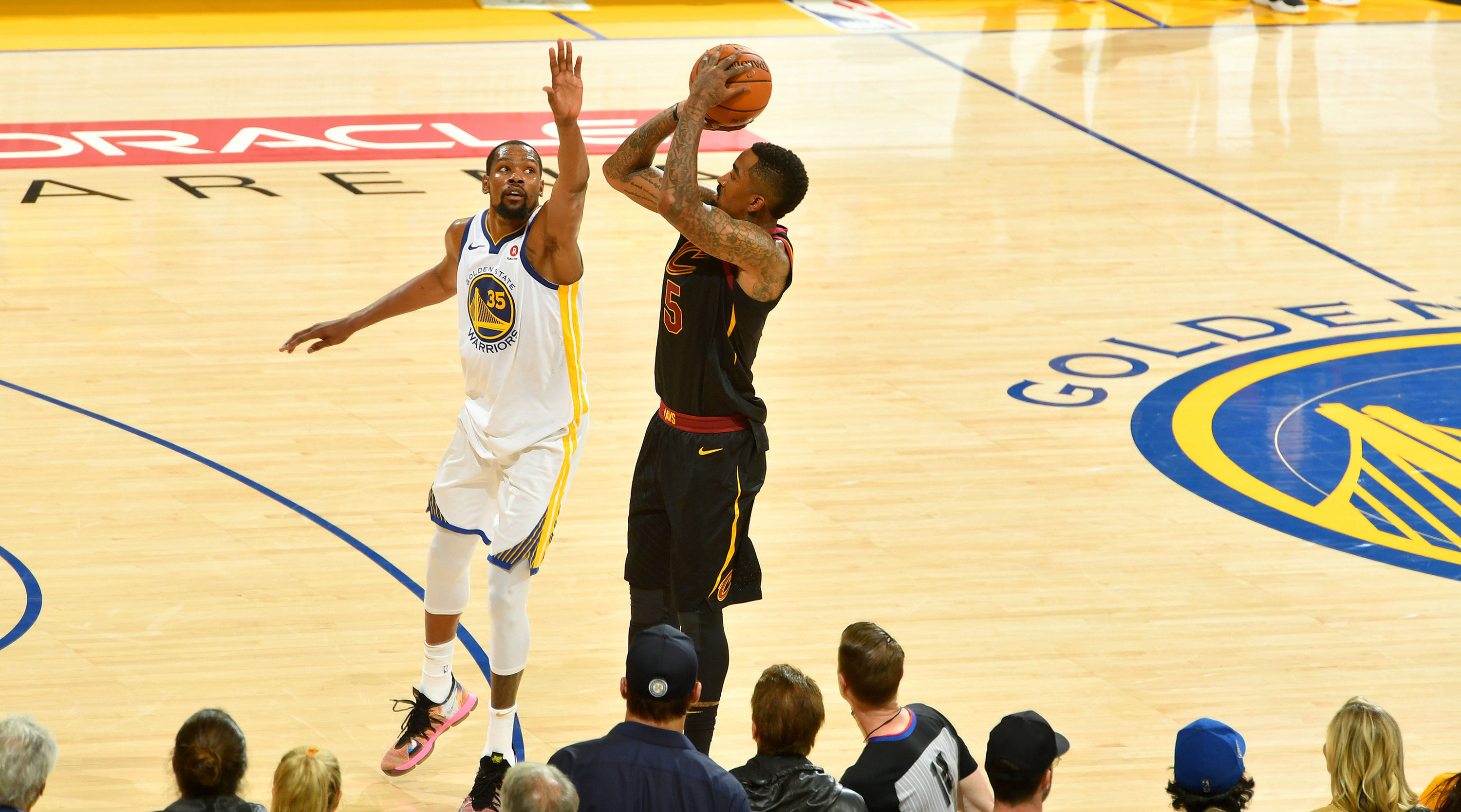Andre Iguodala trolled media, telling them he feels 'terrible'