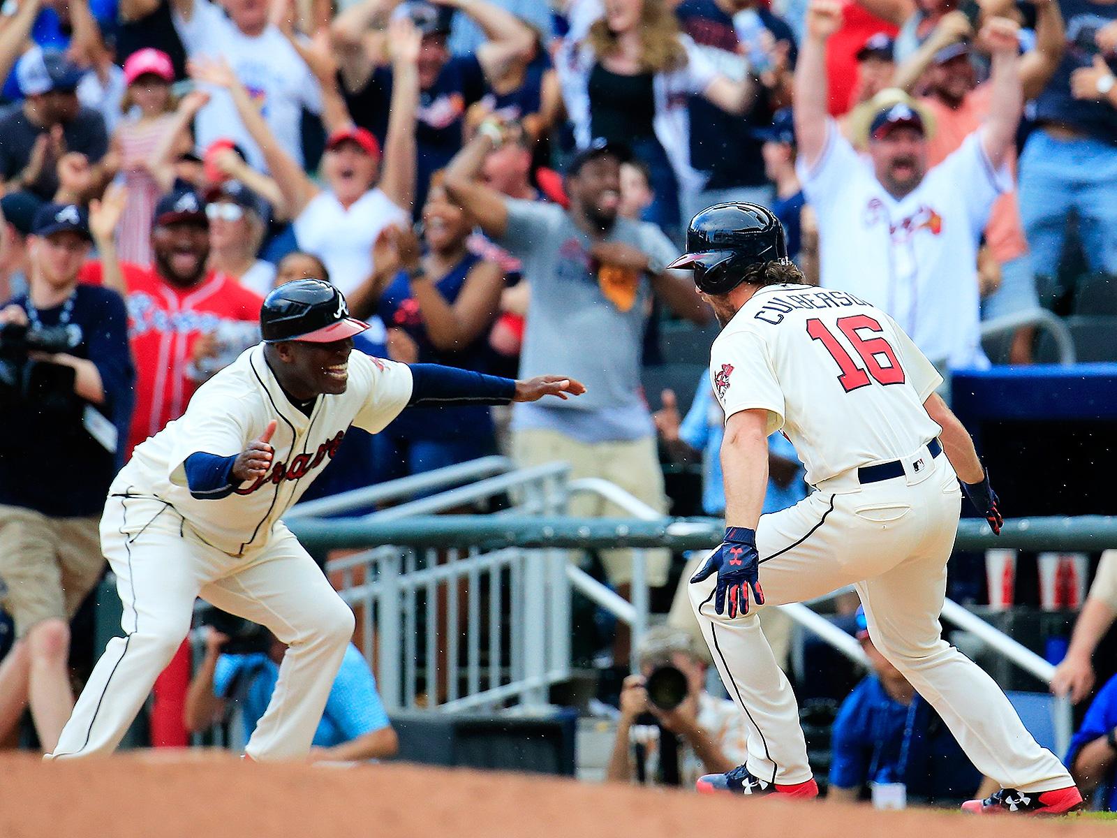 Atlanta Braves Charlie Culberson