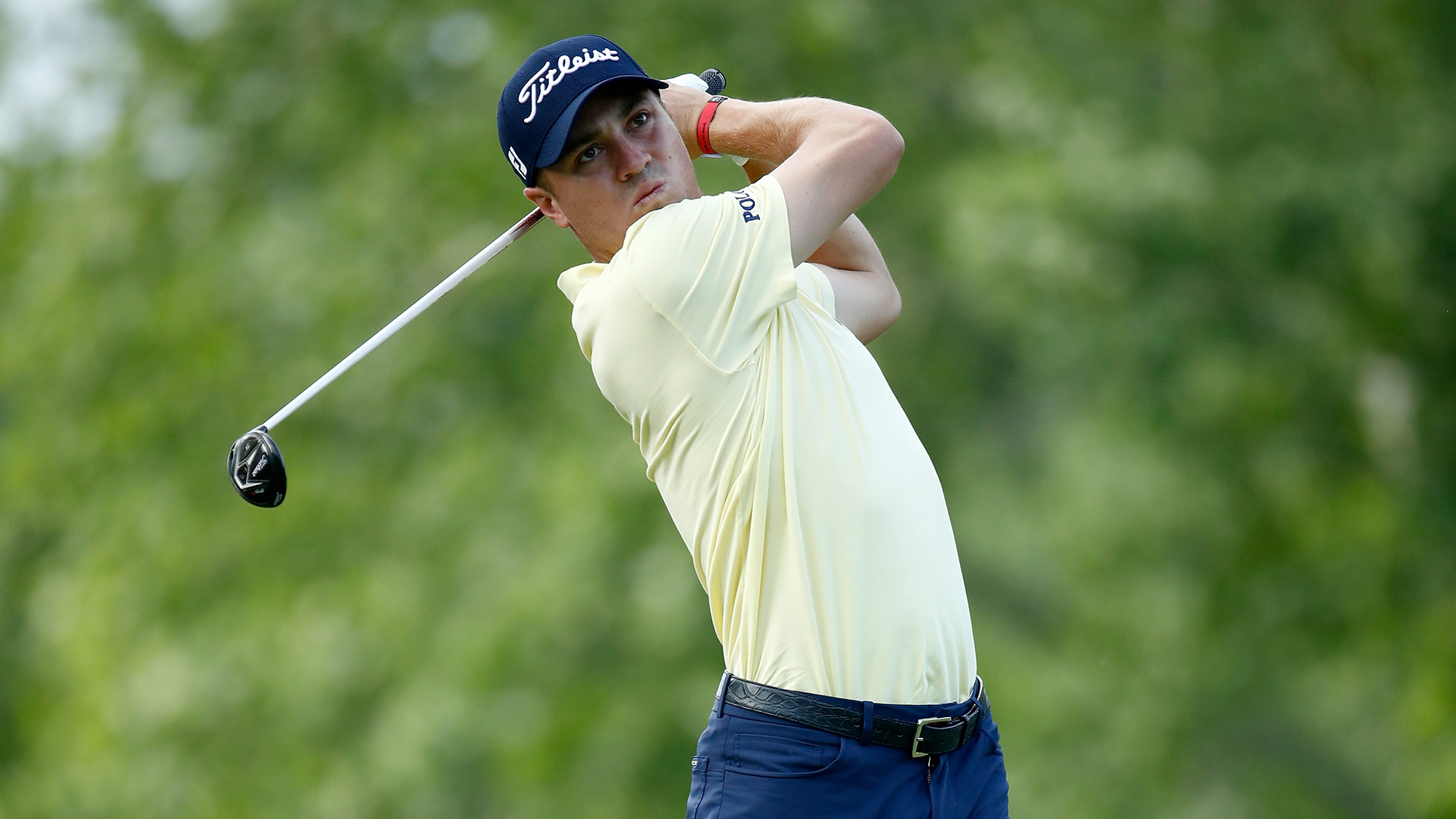 Justin Thomas profile