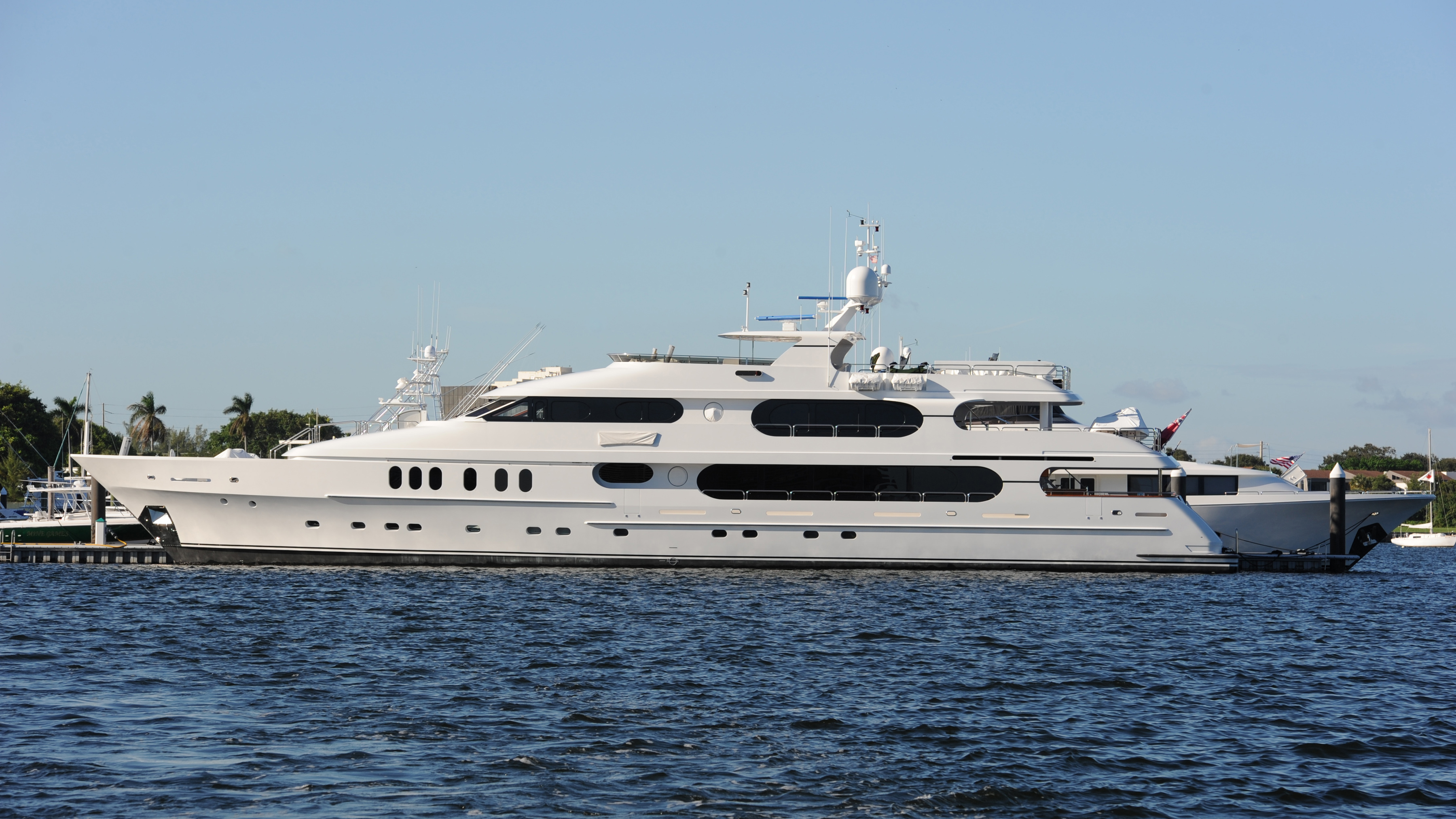 Tiger Woods moors $20m yacht 'Privacy' in marina ahead of US Open