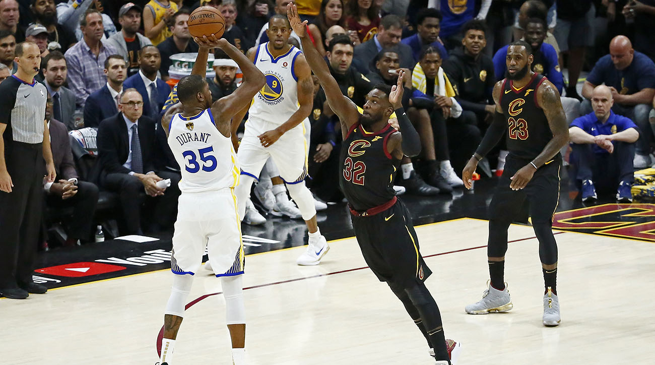 NBA Finals Game 4 live blog