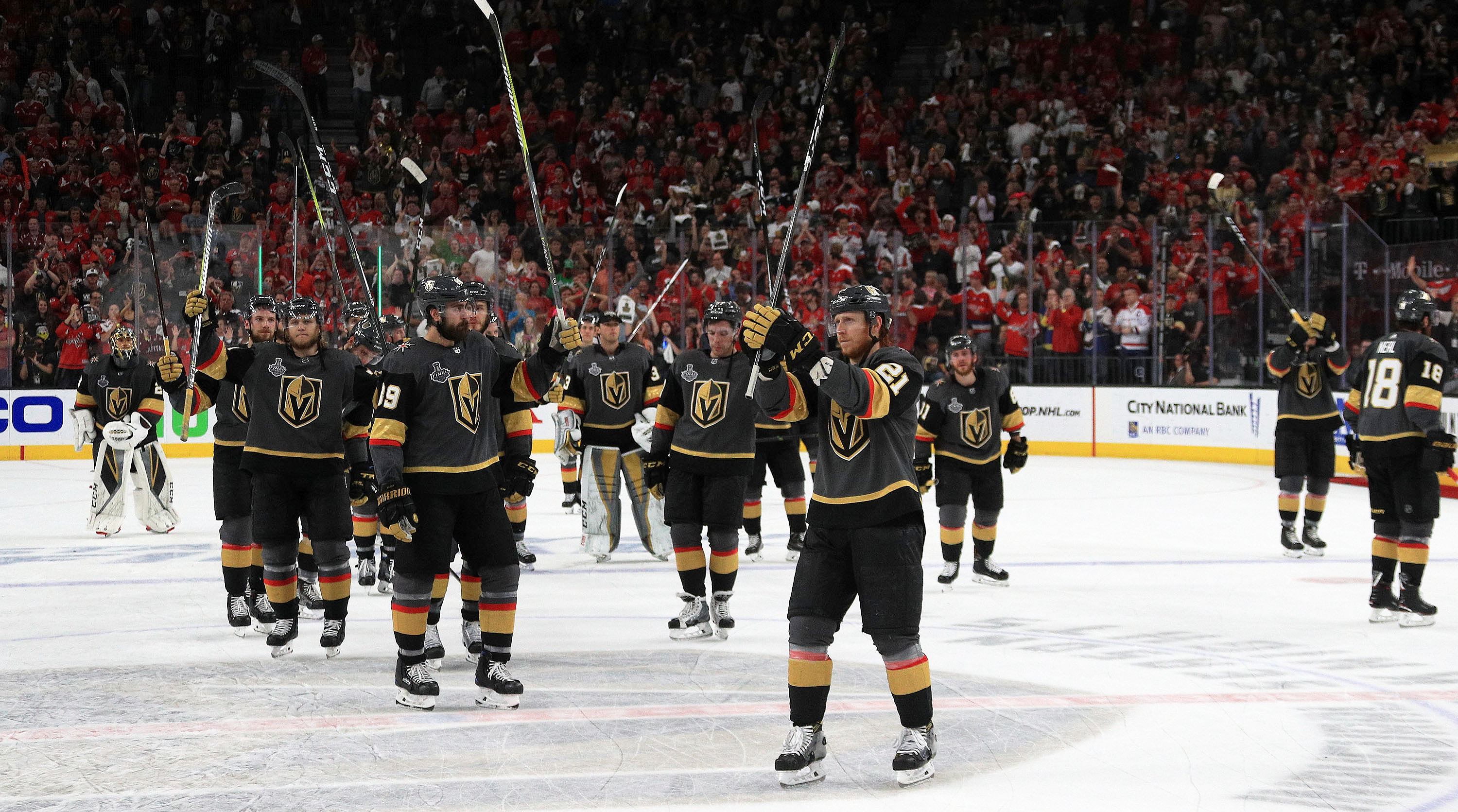 f5211aacfb9 Vegas Golden Knights Stanley Cup run for Golden Misfits