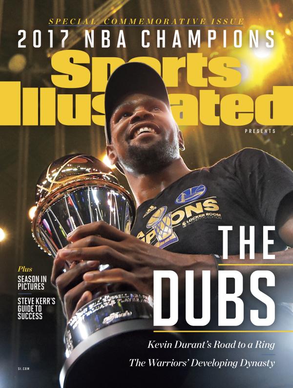 nba finals, 2018 nba finals, golden state warriors, warriors, warriors sports illustrated covers, sports illustrated covers