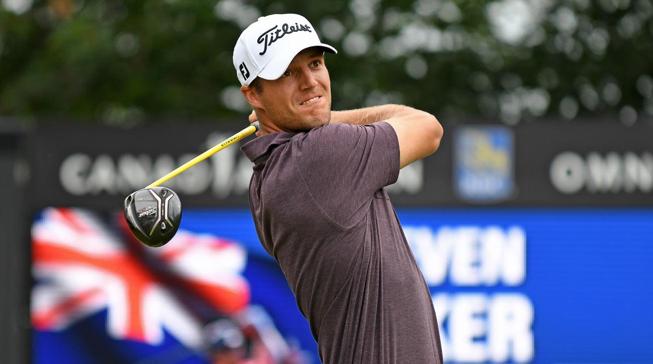 Garrett Rank played in 2017 RBC Canadian Open on PGA Tour