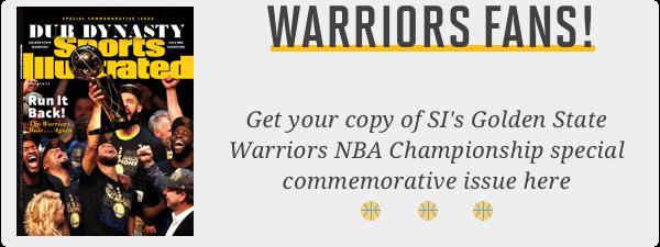 Warriors Win NBA Finals: The Irritating Dynasty | SI com