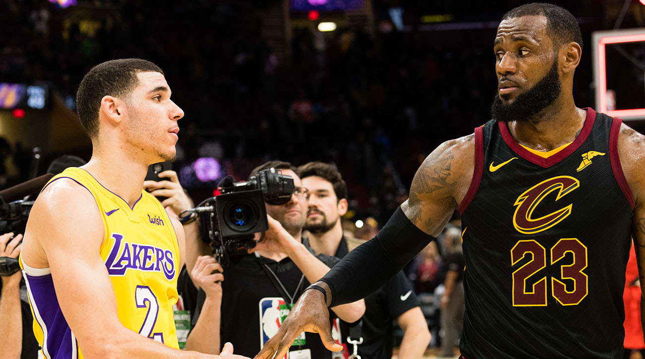 f226ffb2348 LeBron James Lakers rumors  LaVar Ball says he can t teach Lonzo ...