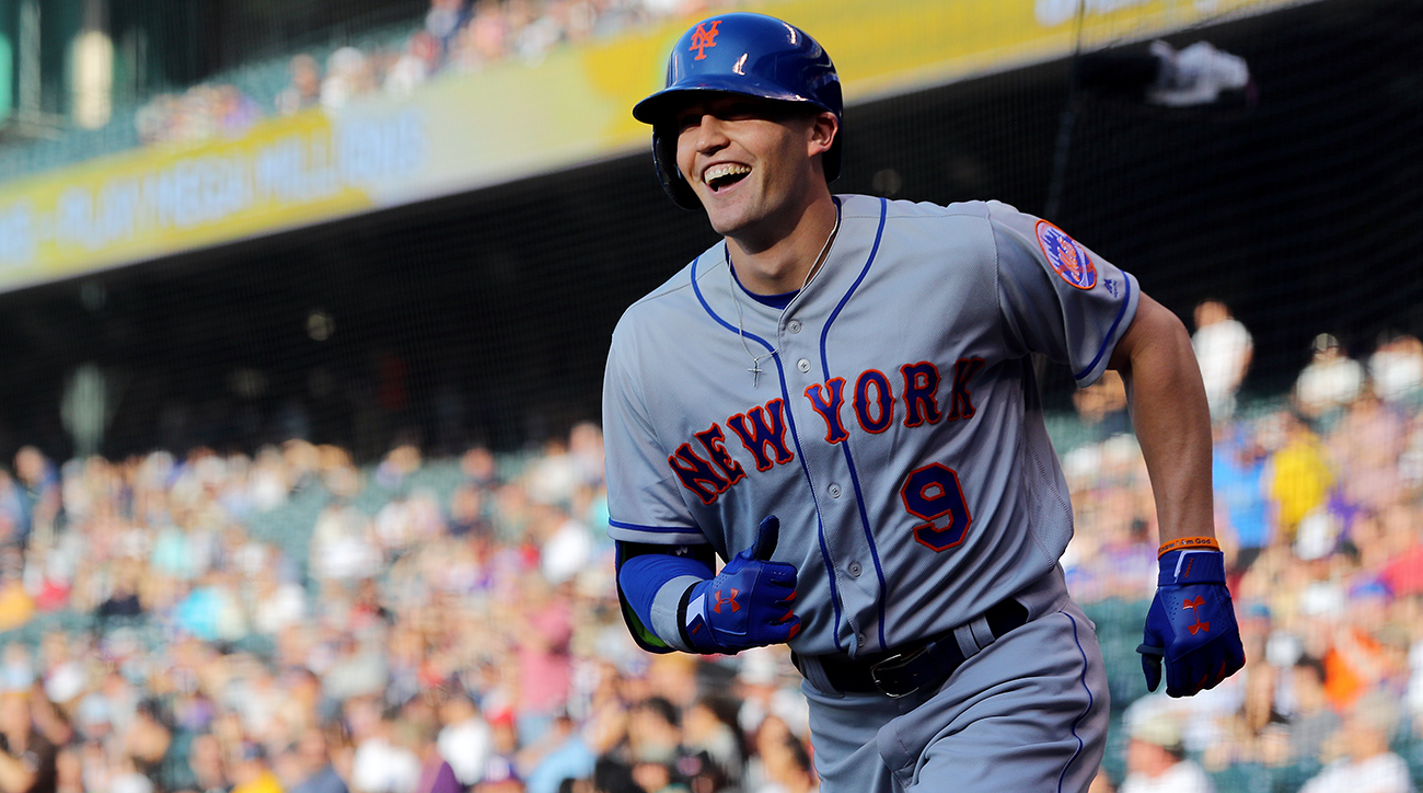 Mets outfielder Brandon Nimmo