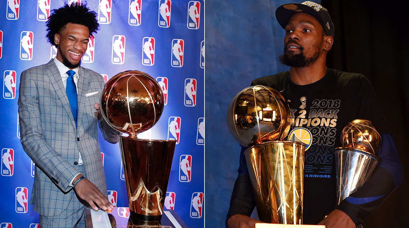 The NBA Draft and the Impossible Standards of the Warriors Era   Sports Illustrated