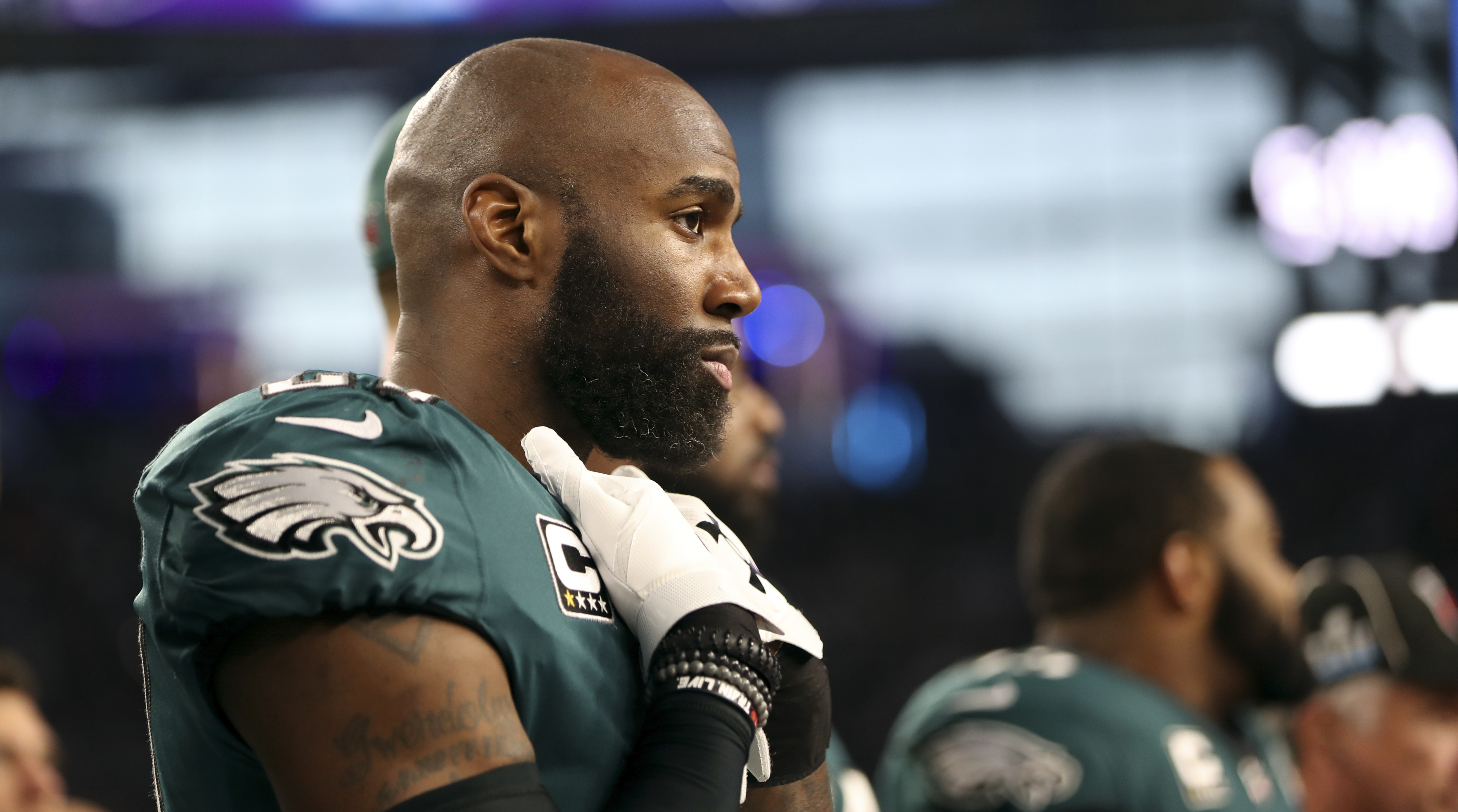 Malcolm Jenkins, Players Coalition Members Address Trump's Pardon Request | Sports Illustrated