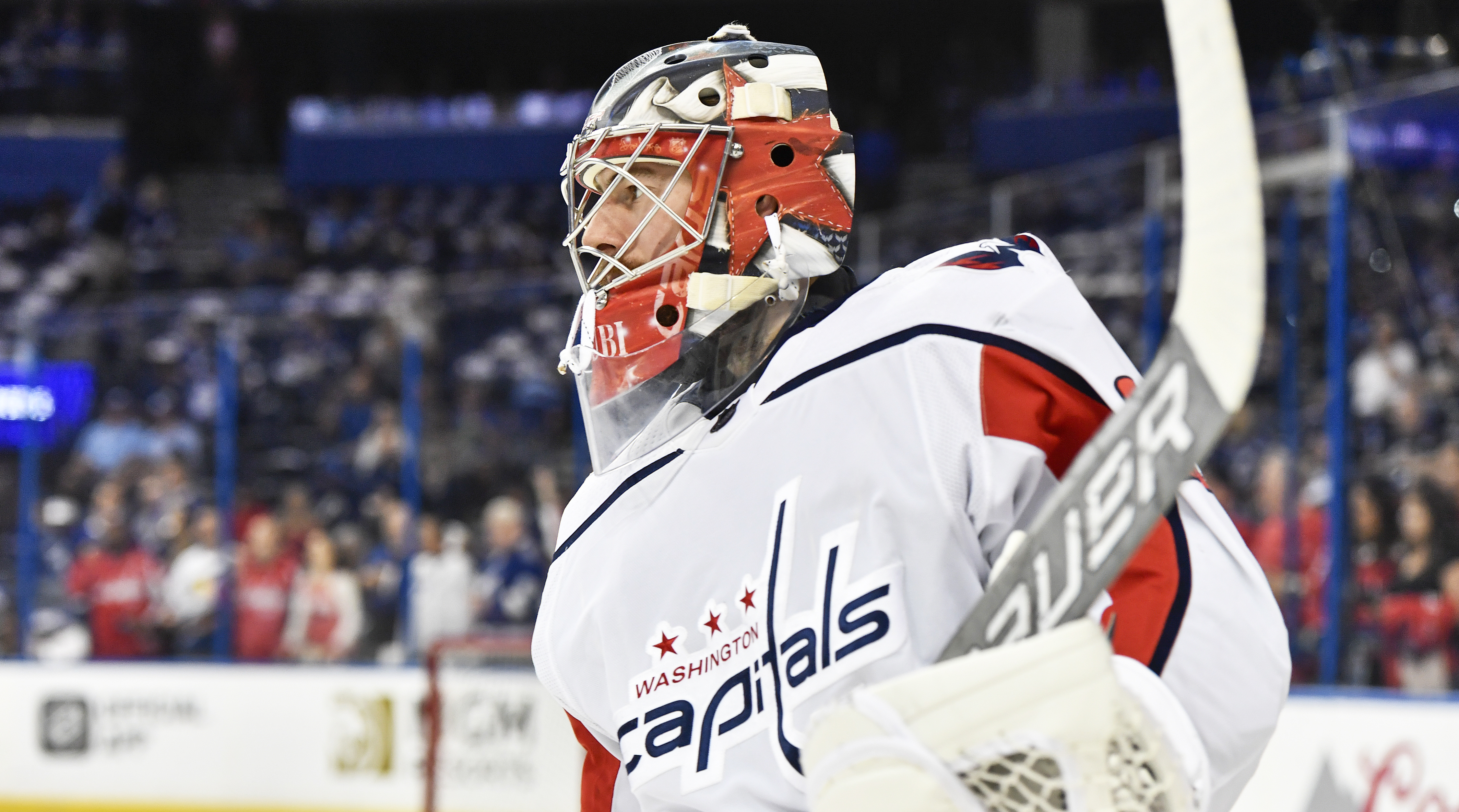 NHL: MAY 23 Stanley Cup Playoffs Eastern Conference Finals Game 7 - Capitals at Lightning