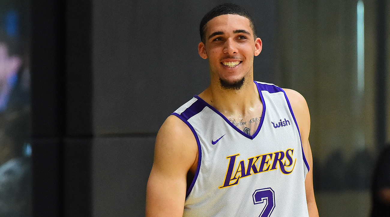 Report: Lakers Don't Add LiAngelo Ball to Summer League Team | Sports Illustrated